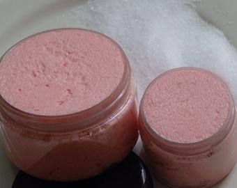 Moroccan Fig Foaming Sugar Scrub  6 oz