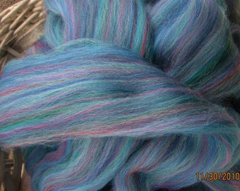 Teal Ashland Bay Colonial for Spinners and Felters