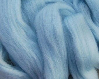 Ice Blue Ashland Bay Merino 64s