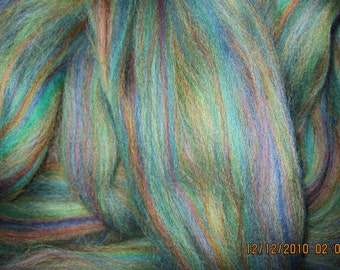 Blue Green Ashland Bay Colonial for Spinners and Felters