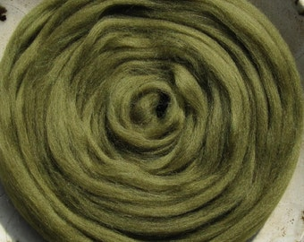 Olive Ashland Bay Colonial for Spinners and Felters