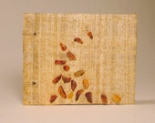 Dune- Handmade pocket journal\/ sketchbook