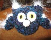 Fuzzy Wuzzy Owl needs a home