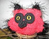 Red Tomato Owl