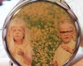 Mirror Compact - Nerdy Kids