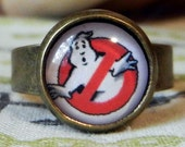 Ring - 8bit Ghostbusters