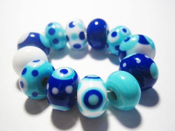 Margie Lampwork Beads  SRA, FHFteam , UK - Sale!