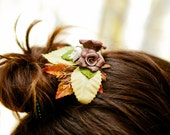 Wood Sprite Hair comb, small