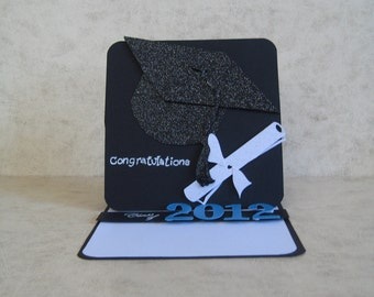 Congratulations on your Graduation card - Class of 2015