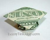 Dollar Origami - Graduation Mortarboard Cap