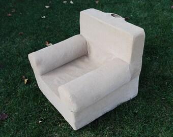 Child's Soft Chair PDF Pattern