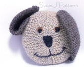 Instant download - Puppy Pillow Pal - PDF Pattern