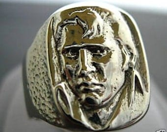 ELVIS PRESLEY JEWELRY sterling silver 925 ring all size