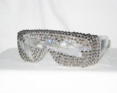 Star Struck - Rhinestone and Cone Studed Glasses