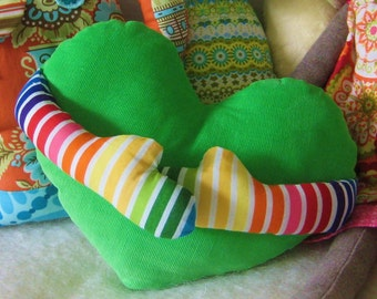 Hugging Heart - Soft Toy Sewing Pattern