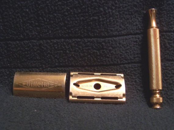 gillette gold tech dating Vintage gillette razors, like all safety razors, might be a little intimidating to the novice user if you think safety razors are old-fashioned or too .