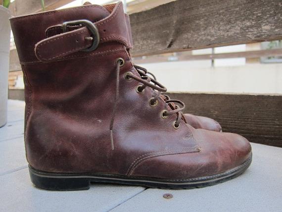 Cutest Worn in Brown Boots