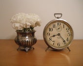 Vi n t a g e  Westclox Big Ben Metal Clock Antique 1920's Made in Canada -RESERVED FOR ALEXX-