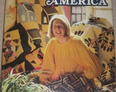 Erica Wilsons Quilts of America 1979  Prize winning Quilt Patterns