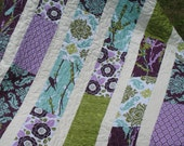Aviary 2  Lap or Baby Quilt  MaDe To OrDeR  -- pattern also available