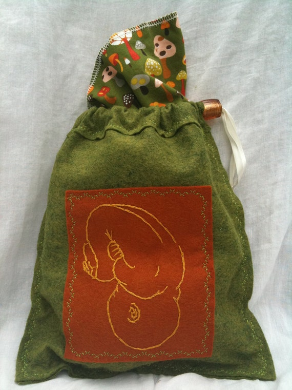 Midwife's Tool Pouch