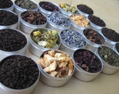 Large Herbal Tea Kit with DIY teabags and Recipes