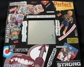 Super Hero Perfect Man Decorative Mirror
