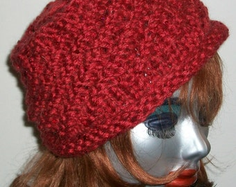 HAT WOMEN KNITTED  Xmas gift  Woman Sequins Cloche Beanie Holidays   Bling