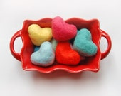 Set of 12 Felted Soaps ( 12 Different Scents )