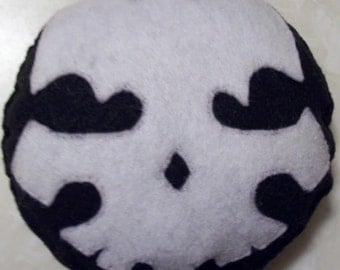The World Ends With You Player's Pin/O-pin Plushie