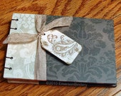 Coffee and Cream Mini Journal