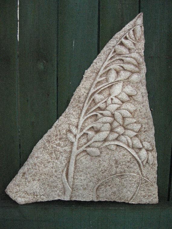 Paper cast of Sea Oats