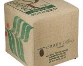 Planalto Coffee Sack Ottoman