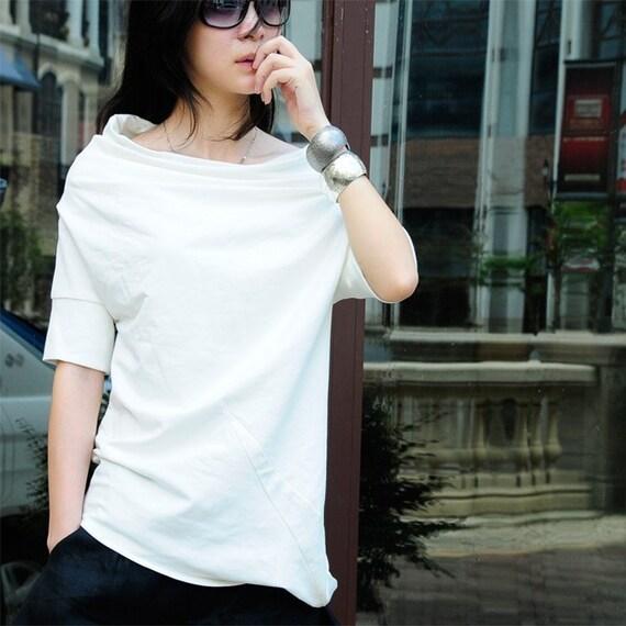 Wrap the shoulder ----T shirt