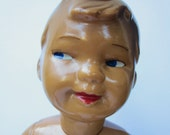 Cheeky Boy  - jointed plastic doll