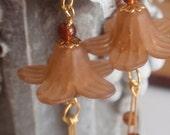 """3"""" Lucite Dangle Earring"""