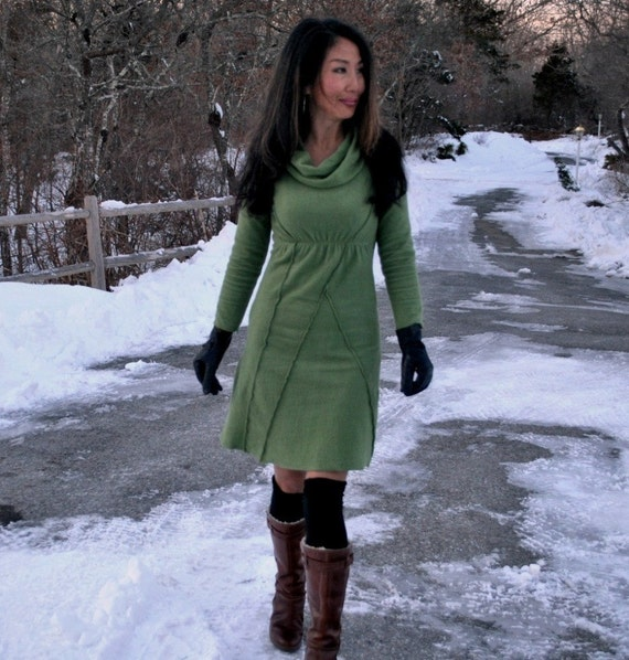 55% OFF SAMPLE SALE - Go to the mountain dress ( Ready to ship)