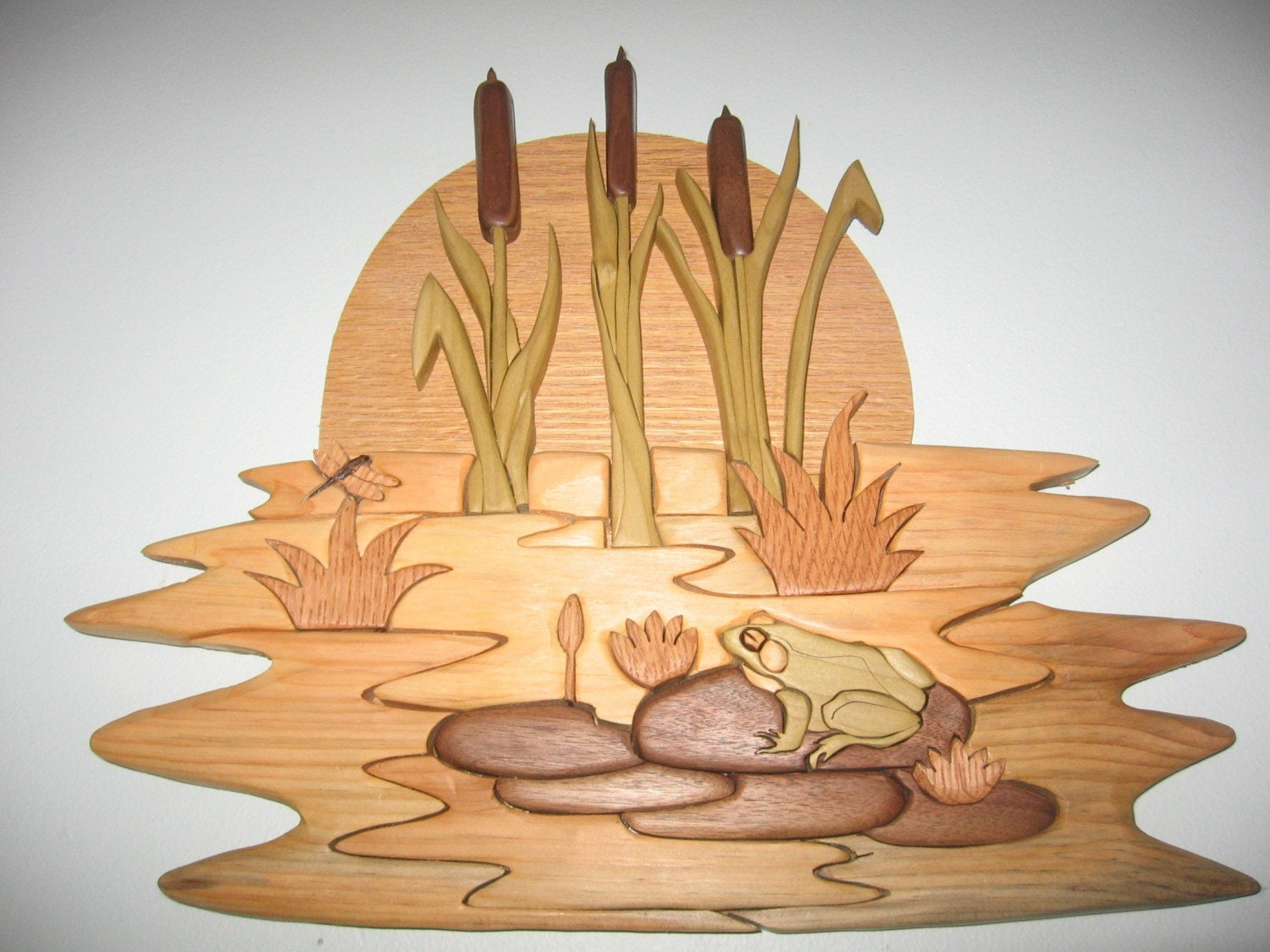 ... DIY Intarsia Wood Art Sale Download key cabinet wood » plansdownload