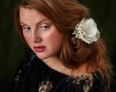 Bridal Silk Flower - Silk Organza Flower - Style 110