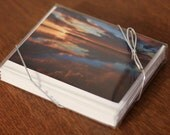 CLOSEOUT SALE - Boxed Set of 5 Note Cards - Variegated Reflections
