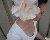 Large Fabric Bloom