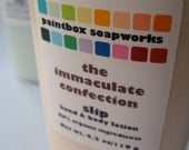 The Immaculate Confection Slip Organic Hand and Body Lotion - Chocolate, Caramel, Honeycomb, Marshmallow... LAST BATCH 10% OFF