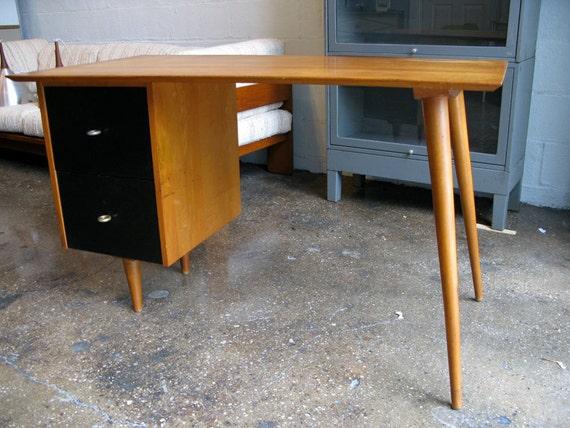 Mid-Century Paul McCobb Desk