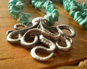 Octopus Ocean - Necklace