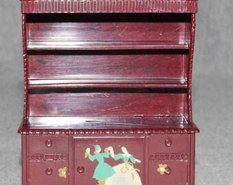 Vintage  Dollhouse Hutch, CINDERELLA by Ideal