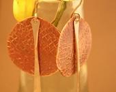 Textured Artisan Earrings