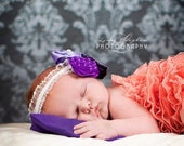 Miniature Baby Pillow - Custom Color One Bright Newborn Prop Pillow