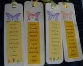 Easter Bookmarkers