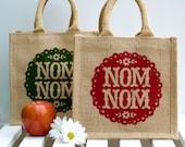 Nom Nom Lunch Bag