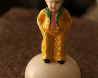 Vintage Little Sailor Candle Snuffer